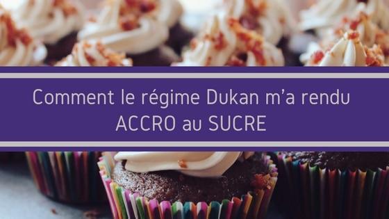 Régime et addiction au sucre