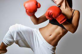 femme combat