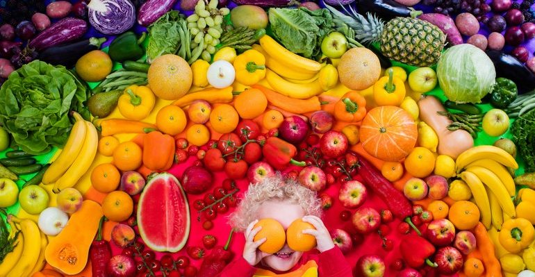 Fructose et fruits